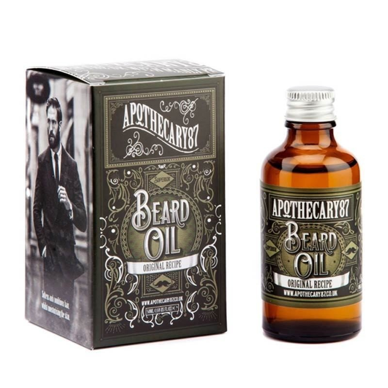 Apothecary87 - Olio da Barba original Recipe 50ml.