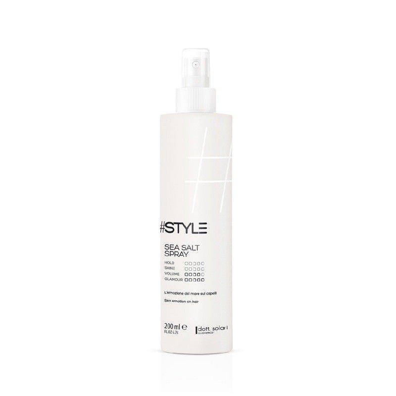 Dott. Solari - Style Spray per Capelli al Sale Marino 200ml.