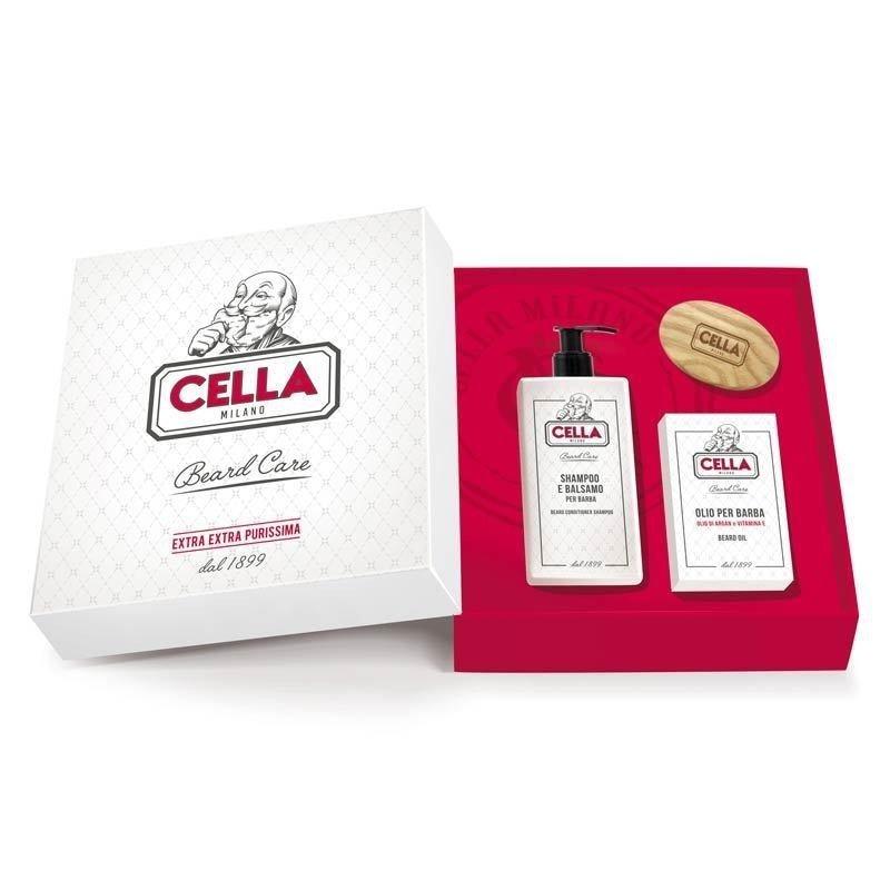 Cella - Kit Cura della Barba