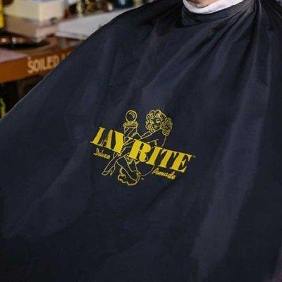 Layrite - Mantella da taglio per barbiere