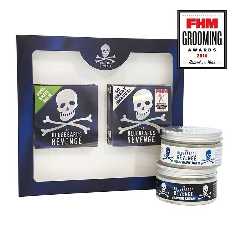 The Bluebeards Revenge - Kit per Rasatura
