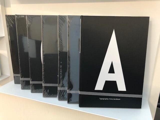 Persönliches Notizbuch schwarz 15X21cm