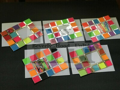 Sparkle Cubes