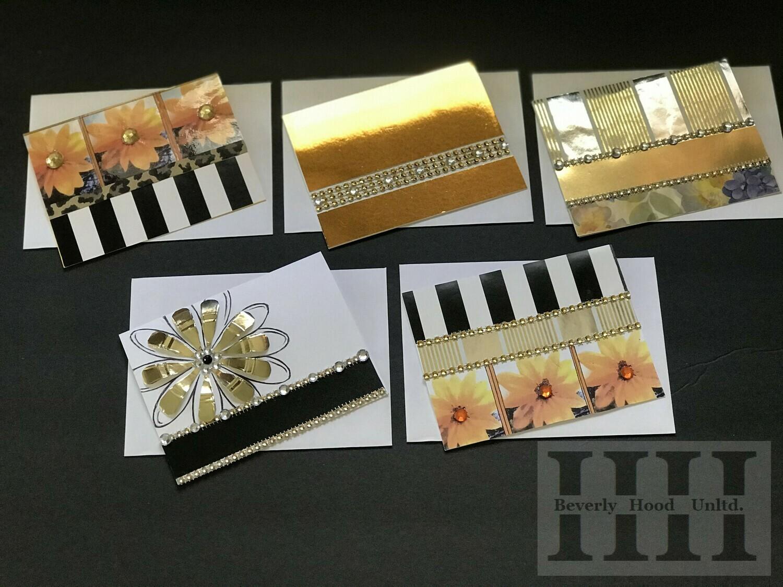 Floral Stripes Group B