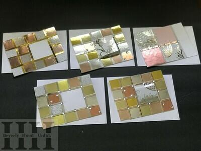 Cubed Metals