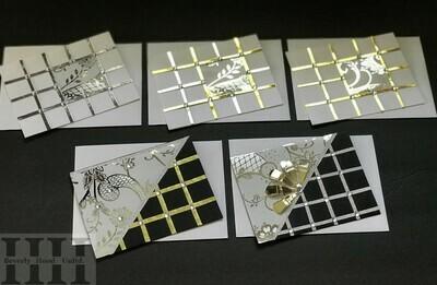 Monochrome Cubes