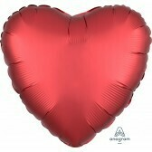 Heart Red