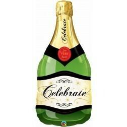 Celebrate Wine Bottle