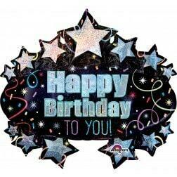 Happy Birthday Marquee