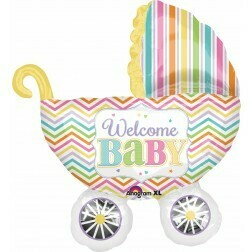 Welcome Baby Stroller