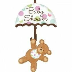 Baby Shower Bear