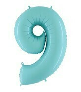 Pastel Blue 9