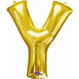 Gold Y