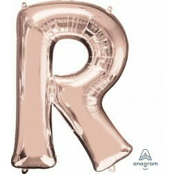 Rose Gold R