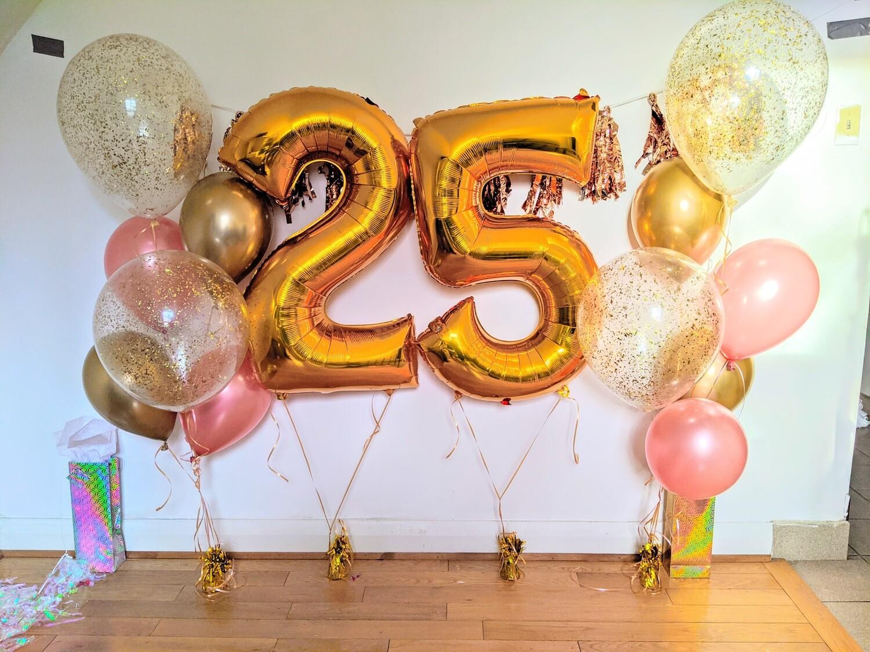 25th Birthday!
