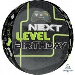 Next Level Birthday