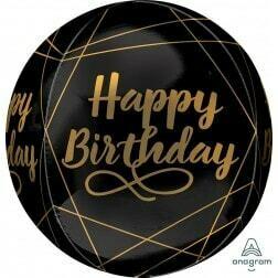 Elegant Happy Birthday