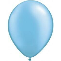 Pastel Pearl Blue
