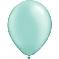Pastel Pearl Green
