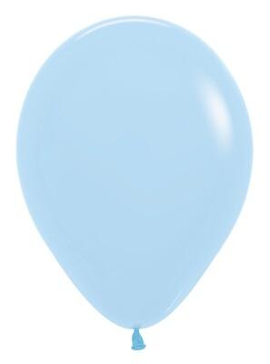 Pastel Matte Blue