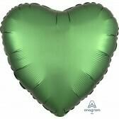 Heart - Emerald Green