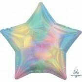 Star - Pastel Rainbow Iridescent