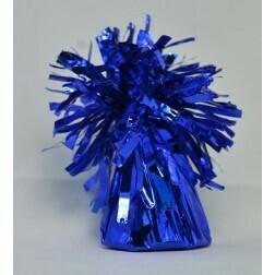 Blue - Balloon Weight & Bag