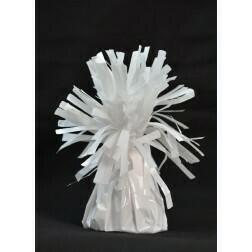 White - Balloon Weight & Bag