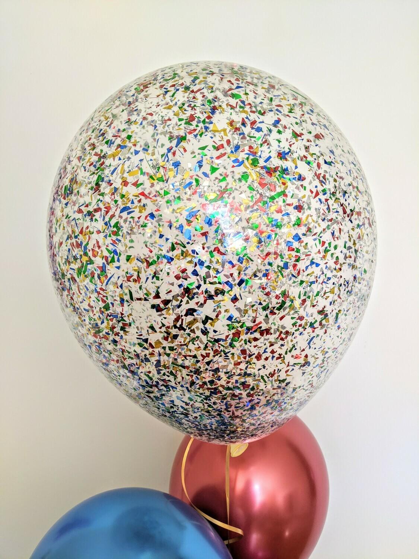 Multicoloured Confetti