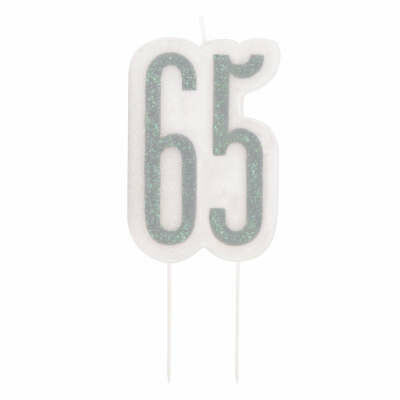 Candle - Number 65