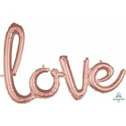 Love Script - Rose Gold