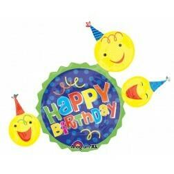 Fun Happy Birthday