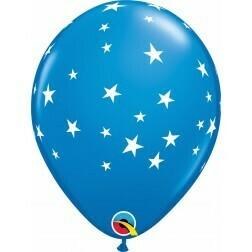Blue Contempo Star