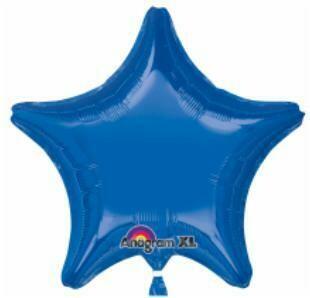Star - Blue