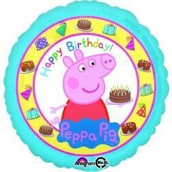Peppa Pig HBD