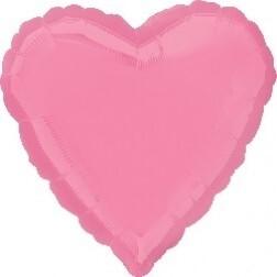 Heart - Bubblegum Pink