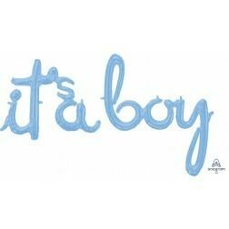 It's boy - Pale Blue
