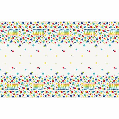 Table Cover - Rainbow HBD