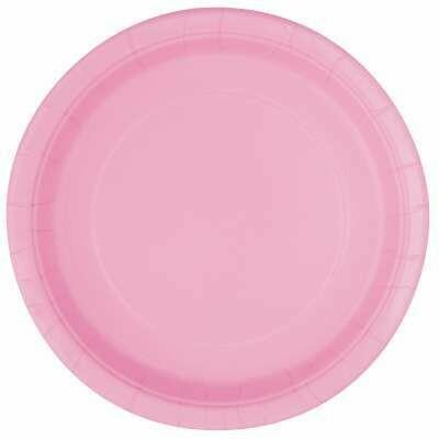 Plates - Pink