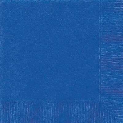 Napkins -  Blue