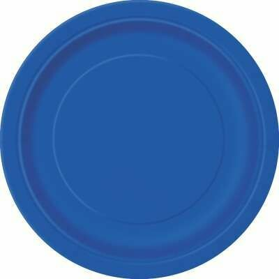 Plates - Blue