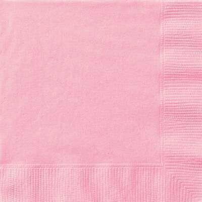 Napkins -  Pink