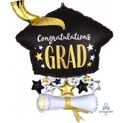 Congrats Grad Diploma