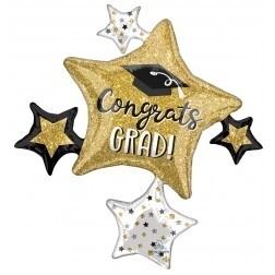 Star Congrats Grad