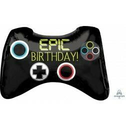 Epic Birthday Game Controller