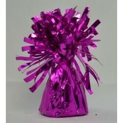 Pink- Balloon Weight & Bag