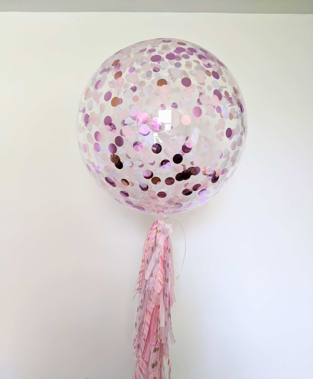 Jumbo Rose Confetti