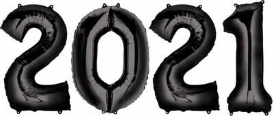 2021 Numbers Package!