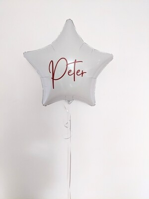 Personalise Star for Him