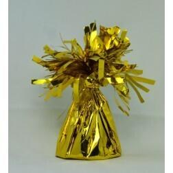 Gold - Balloon Weight & Bag